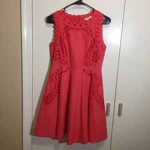Esley Hot Pink Dress Size Small!!